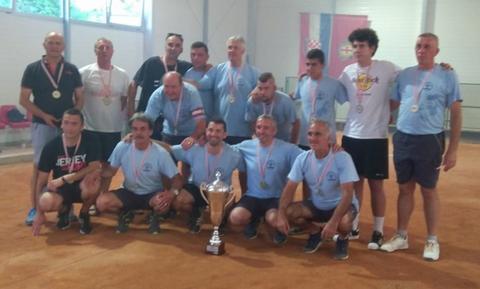Boćari Labina - prvaci Treće HBL zapad